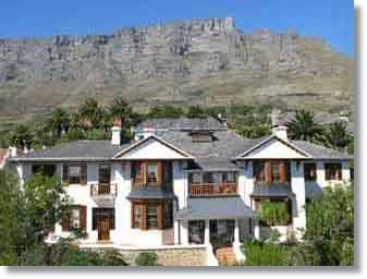 Immobilien in Kapstadt am Tafelberg